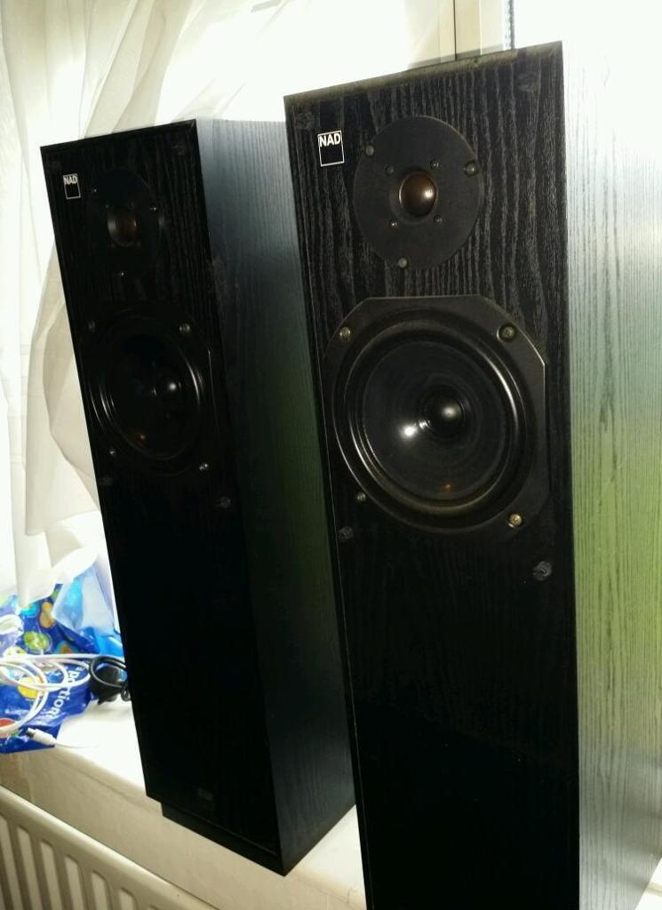 Nad 8100 Floor Standing Speakers In Ealing London Gumtree