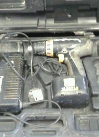 Panasonic cordless drill