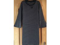 BNWT Next Navy Dress - Size 18