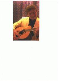 Phil Bond Guitar.Banjo.Vocal Entertainer