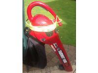 Red Devil Fairway 1600 Garden Vac/Blower