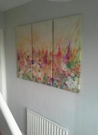 3 piece canvas