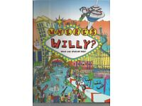 WHERE'S WILLY? (ADULT FUN BOOK)
