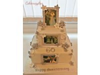 Celebration and Wedding cakes made to order