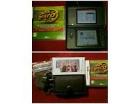 Nintendo DS Lite Black bundle