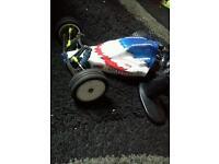 Team associated b4.1 /pit bike /mini moto