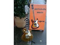Epiphone Gibson Les Paul Gold Top Guitar