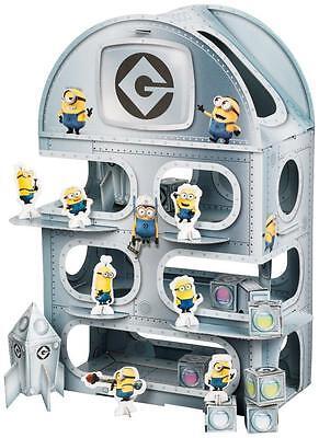 ' ich - Einfach Unverbesserlich' Minions Film Global Riese Karton Puppenhaus