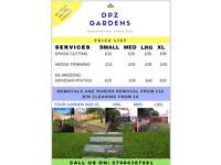 Gardener - Gardening service Rubbish removals London & Kent Gravesend gardner garden