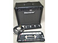 Blackstar ID30 TVP with food controller