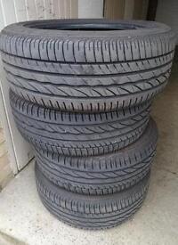Tyres Brigdestone 205 55 16