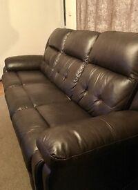 La-Z-Boy 3 Seater Yorker Sofa and Armchair -£1200 ONO
