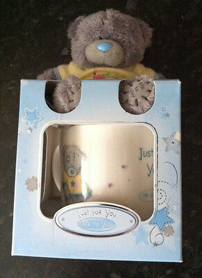 Me To You Bear/tatty Teddy Just For You Mug & 4 Plush In Box Gift