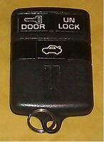 GM Oldsmobile remote keyless entry key FOB (AB00103T)
