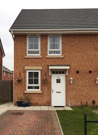 FOR RENT in Thornaby 2 Bedroom Semi Detached House