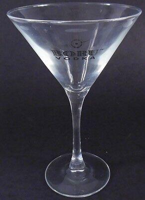 Boru Irish Vodka Large Martini Barware Stemware Glass