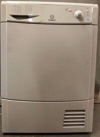Indesit condenser Dryer IDC85/PCC57990, 3 month warranty, delivery available in Devon/Cornwall