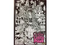 Gothic Lolita Punk - beautifully illustrated, excellent condition, less than half price!