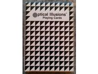 Pack Of 'Optical Illusions' Picture Playing Cards (1993)