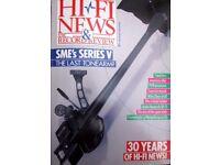 HI-FI REVIEWS OF MILES DAVIS 60 SME SERIES V TEAC X-2000 REVOX G36 SONY PCM