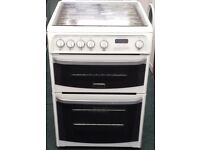 Cannon 60cm double oven and grill gas cooker