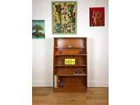 Vintage Teak Bookcase by G Plan FREE LOCAL DELIVERY