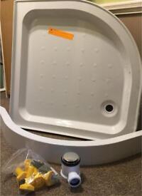 Coram Coratech Riser Shower Base