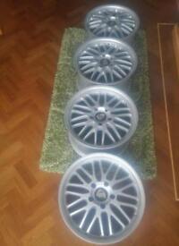 Victor Equipment LeMans alloy wheels Porsche fitment
