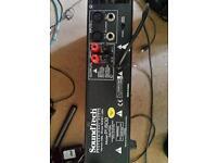 Soundtech pl602 300w/600bridged