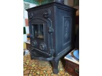 6kw Multi Fuel/Wood Burning stove - Dean Forge, Devon # Now only £160 #