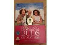 SPECIAL EDITION DARLING BUDS OF MAY COMPLETE SERIES
