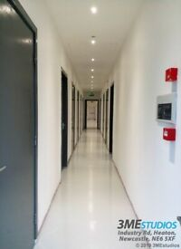🏭WAREHOUSE, STORAGE, STUDIO, COMMERCIAL UNIT OR OFFICE AVAILABLE IN HEATON, NEWCASTLE + Wi-Fi 1