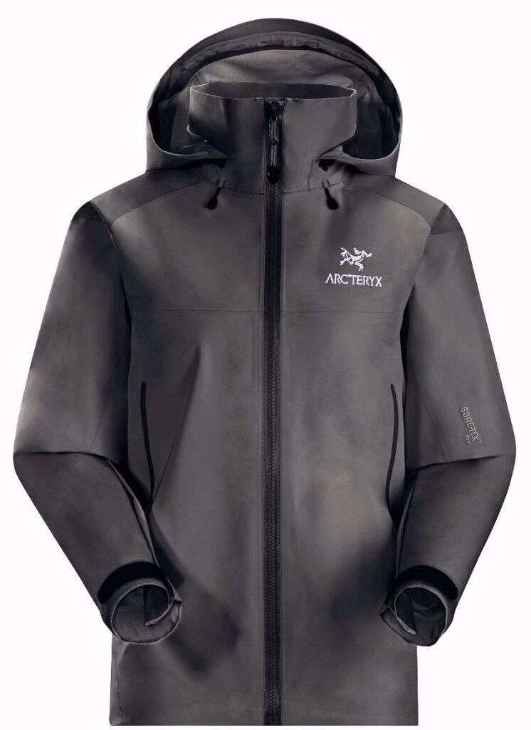 Arc'teryx Beta AR Women Jacket XS Black