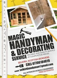 Handyman and Decorator