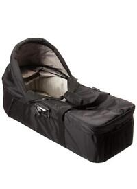 New Baby Jogger Compact Carrycot Black