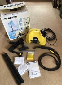 Karcher domestic steam cleaner nearly new