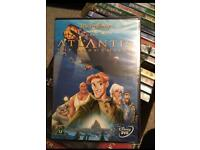 Disney Classic Atlantis the lost world DVD brand new sealed
