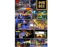 Gymbox Holborn 1 Month Membership Cheap
