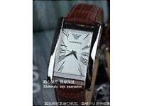 Brand New Genuine Emporio Armani Mens Watch Large RRP £189