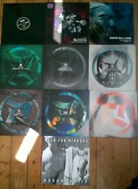 10 X Drum & Bass Vinyl Lot / All New & Unplayed / Neuro / Horizons Music
