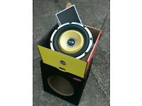 Vibe brand new sub subwoofer loud powerfull high quility sub