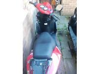 2 125cc mopeds