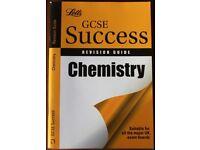 Letts GCSE Success Chemistry Revision Guide