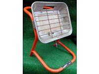 Propane Gas Heater for workshop/garage space.