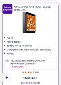 Brand new sealed series 5 iPad mini