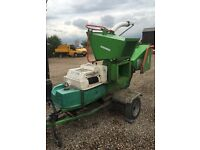 For sale wood chipper 150 //// for transit truck