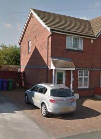 BEAUTIFUL 2 BEDROOM SEMI-DETACHED GEORGE WIMPEY HOME FOR RENT, UN-FURNISHED & NEWLY DECORATED