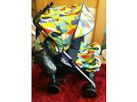Cosatto To & Fro double pushchair