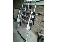 Thule 973 rear mounted bike rack