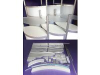 Modular Exhibition Stand, Trade Show, Event, Reception, Expandable Display, Cost £10k